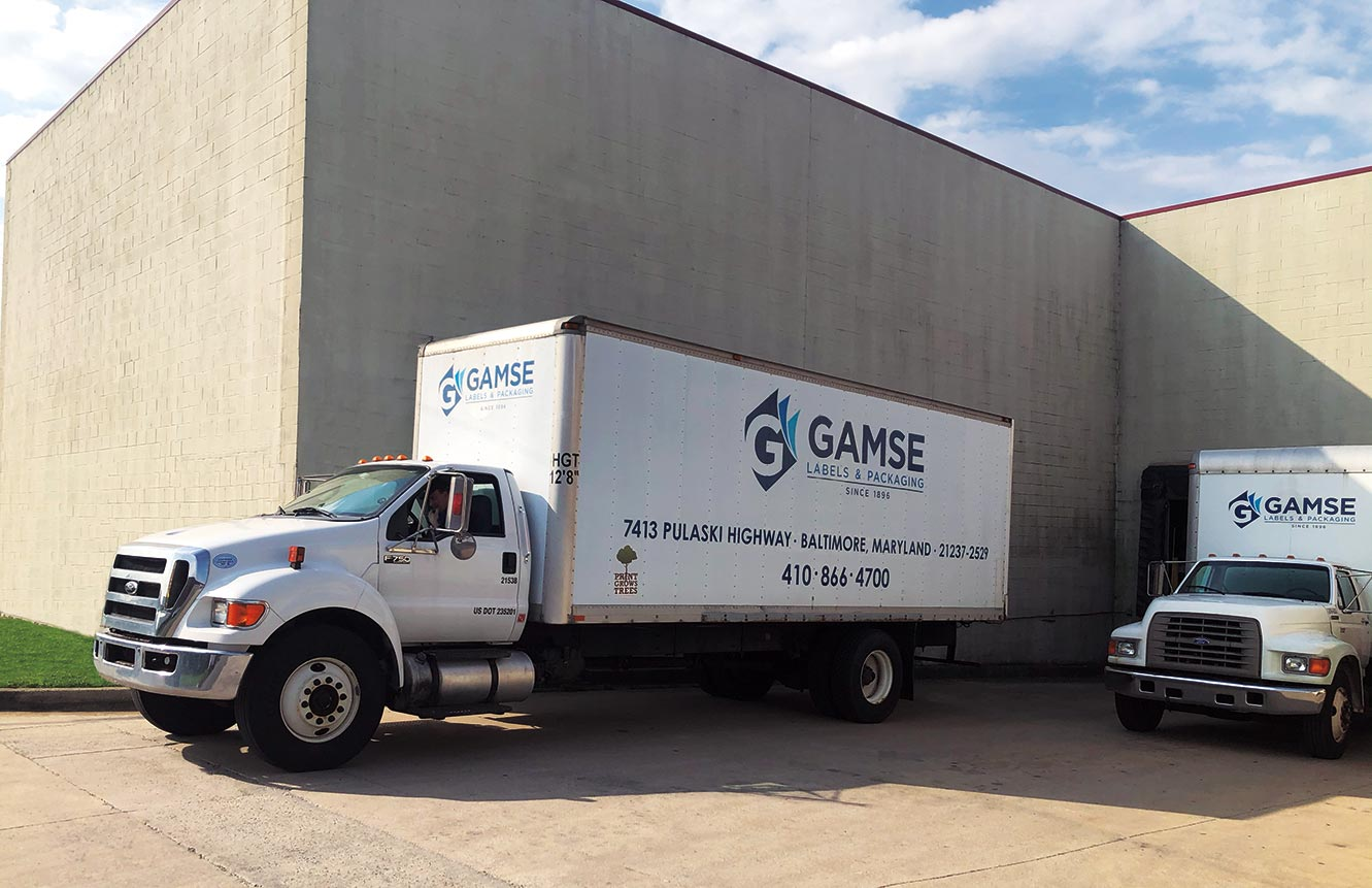 Gamse Delivery Trucks