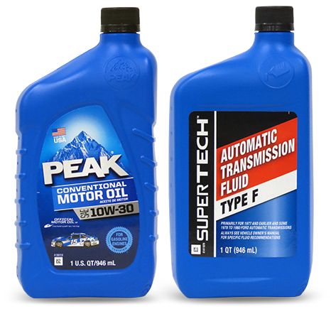 Peak - Motor Oil